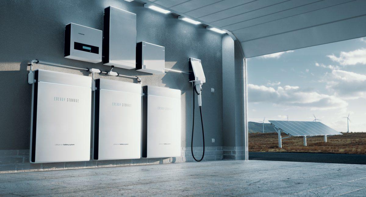 Stromspeichertechnologie